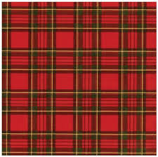 tartan wrapping paper tartan plaid christmas and green gift wrap roll 24
