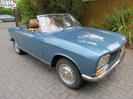 cabriolet peugeot 1973 peugeot 304 s cabriolet coys of kensington