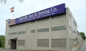 White Awning Home Nashville Tent And Awning