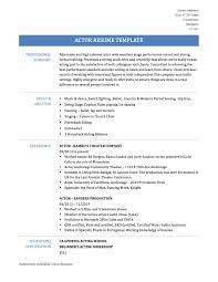 Beginner Acting Resume Graphic Design Resume Examples Pdf Photography Sample J Splixioo