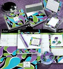 Personalized Desk Accessories Template