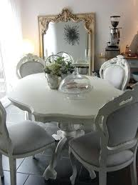 Shabby Chic Dining Table And Chairs Shabby Chic Dining Table Chairs Shabby Chic Style Dining