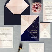 wedding invitations atlanta prism wedding invitation feel wedding invitations