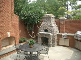 Patio Grills Built In Outdoor Fireplaces Creative Fireplaces Design Ideas Part 7
