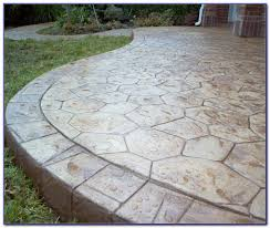 stamped concrete patio design software patios home decorating
