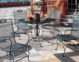 Patio Furniture Canopy Furniture Perfect Briarwood Wrought Iron Patio Furniture 29 For