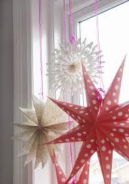 Weihnachtswanddeko Basteln Weihnachtsdeko Für Fenster Basteln 20 Ideen Und Beispiele