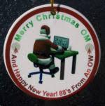 ham radio operator ornaments gifts