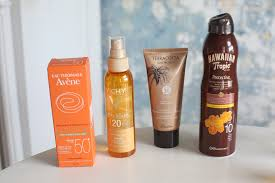 the top body oils after suns and sun creams for summer emtalks