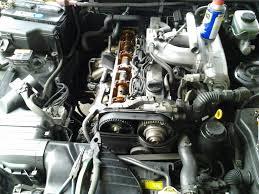 lexus is250 engine cover lexus is300 exhaust valve gasket replacement part 1 youtube
