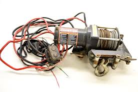to warn winch wiring grizzly yamaha kodiak 700 winch installation