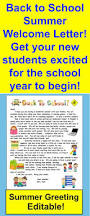 Welcome To Your New Home Gift Ideas Best 25 Preschool Welcome Letter Ideas On Pinterest