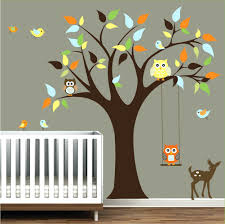 Tree Nursery Wall Decal Wall Decals Tree Nursery Nursery Wall Decals Tree Stickers With