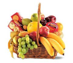 basket of fruits fruit and gourmet baskets portland gift basket delivery
