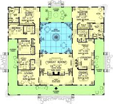 house plans with courtyard pools u shaped house plans courtyard second sunco home with pool in