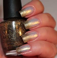 set in lacquer gradient