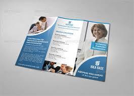 30 business brochure templates free u0026 premium templates