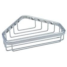 Bathtub Caddy Home Depot by Franklin Brass Small Wire Corner Shower Caddy In Bright Stainless