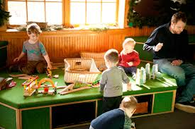 family garden trains holiday train show archives plant talk