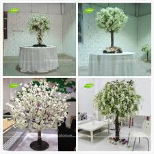 Indian Wedding Decorations Wholesale Gnw 8ft Pink Artificial Cherry Blossom Tree Branches For Table