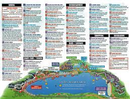 disney epcot map willcad org theme park maps