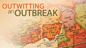 Map Of West Africa by Uab Magazine Outwitting An Outbreak
