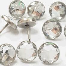 crystal upholstery tacks solitaire misc pinterest