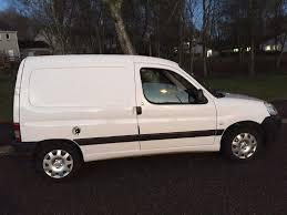 peugeot partner try the small van 2006 peugeot partner van 850 ono 1 9 diesel bargain