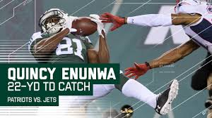 quincy enunwa s amazing td catch gives jets 4th quarter lead