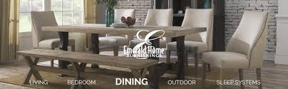 Dining Chairs And Tables Emerald Home Barcelona Rustic Pine And Brown