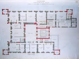 floor plan house highclere castle floor plan sandringham house floor