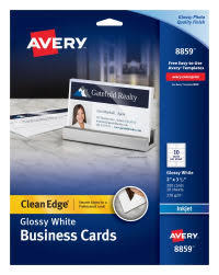Staples Business Card Prices Business Cards Avery Com