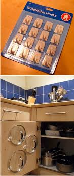diy kitchen organization ideas diy home home 50 insanely clever organizing ideas