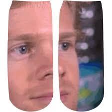 Meme Socks - guy meme socks