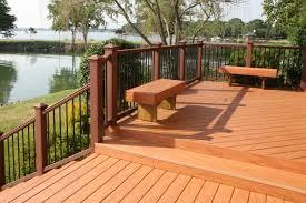 Backyard Wood Deck 3 Super Brilliant Deck Design Ideas Midcityeast