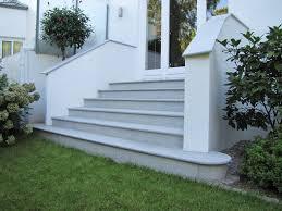 treppe auãÿen treppen und podeste aus granit und naturstein im außenbereich