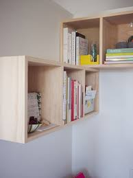 Wood For Shelves Making by Best 25 Cube Shelves Ideas On Pinterest Floating Cube Shelves