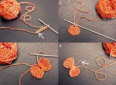 crochet hair bows the difference is in the details easy crochet flowers bows