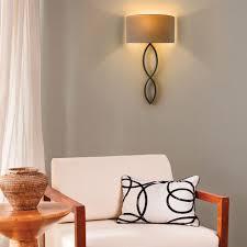 astro 7556 caserta matt gold wall light bedroom wall lights