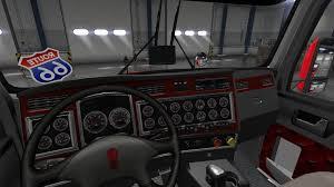 kenworth t600 kenworth t600 day cab 0 9 1 3 american truck simulator mod ats mod