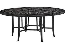 tommy bahama dining room furniture tommy bahama outdoor marimba u0027 u0027 round dining table base 3237 875tbset