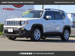 jeep renegade light blue 2016 used jeep renegade fwd 4dr latitude at capitol expressway