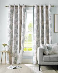 Whitworth Duck Egg Lined Curtains Duck Egg Blue And Brown Curtains Gopelling Net