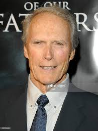 clint eastwood during flags of our fathers los angeles premiere red picture id106124934
