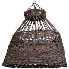 Chandelier For Sale Antique French Poultry Basket Chandelier For Sale At 1stdibs