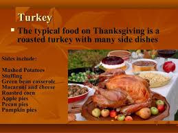 thanksgiving presentation