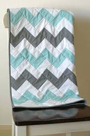 Turquoise Chevron Duvet Cover Yellow And Gray Chevron Quilt Set Easy Chevron Quilt Tutorial Use
