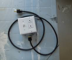 diy extension cord with built in switch safe quick and simple