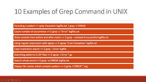regexp quote character class 10 examples of grep command in unix and linux