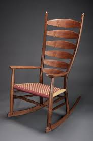 Wooden Rocking Chair Outdoor Wooden Rocking Chair Brian Boggs